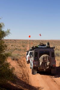 4WD Touring Open Sky Touring