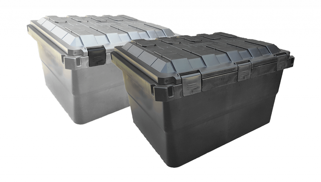 expedition 134 boxes grey black