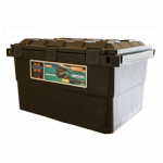 Expedition134 Heavy Duty Plastic Storage Box 55L