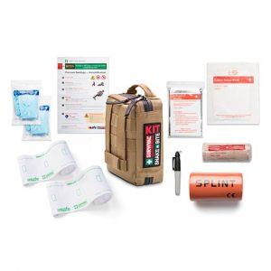Survival Snake Bite Kit Group Open Sky Touring