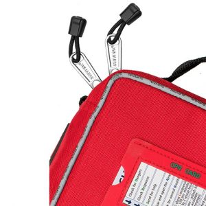 Survival Workplace First Aid Kit Detail HR 2 Open Sky Touring