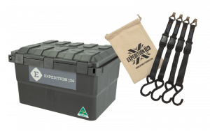 Expedition134 Box and Straps