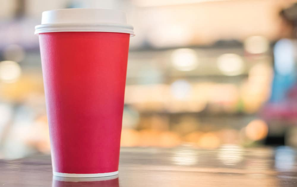 red cup no logo