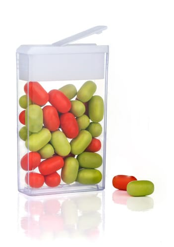 Spice up your camp kitchen with Tic Tac containers