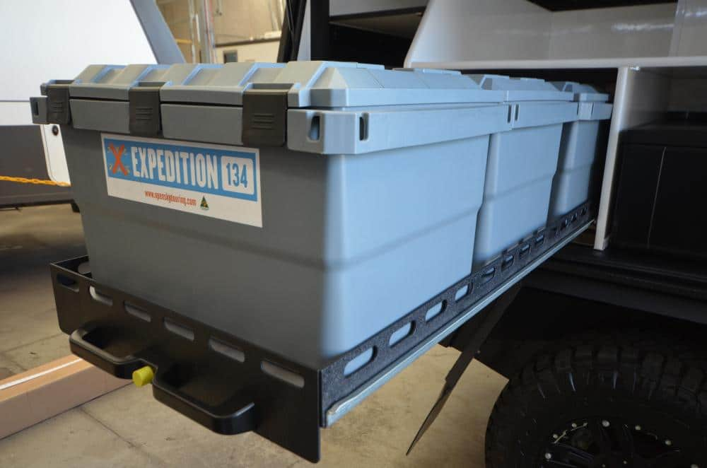 Expedition 134 Gray Box