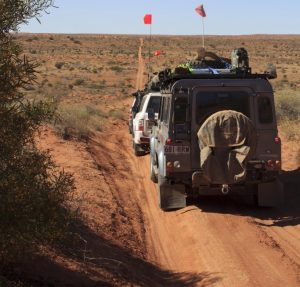 Simpson Desert Crossing Cropped