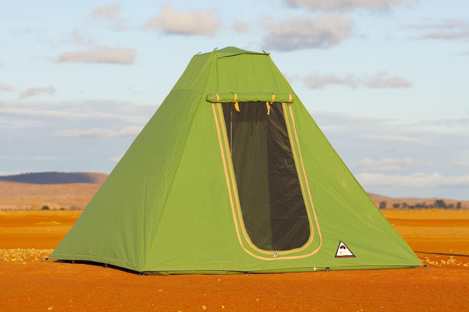 Southern Cross Canvas Tent
