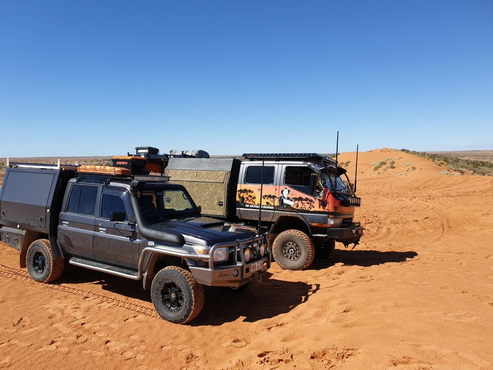 4WD Open Sky Touring