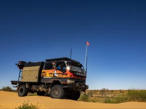 4WD Touring Trucks Open Sky Touring
