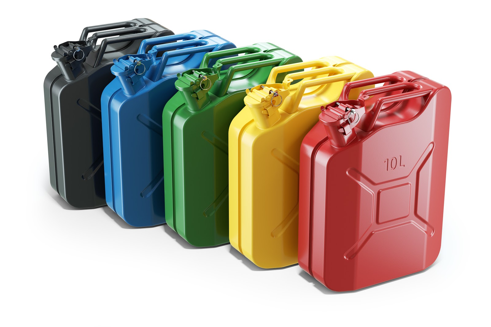 Water storage cans