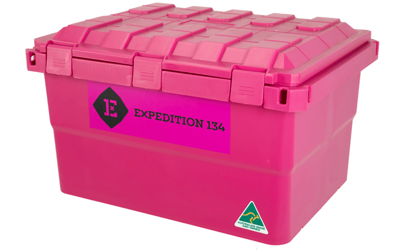 Expedition134 Pink Box
